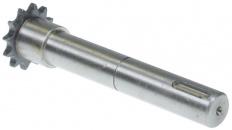 Antriebswelle D1 ø 20mm für Getriebe ø 25mm